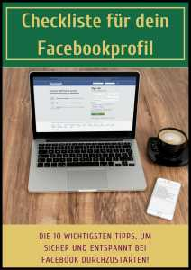 Facebook-Checkliste
