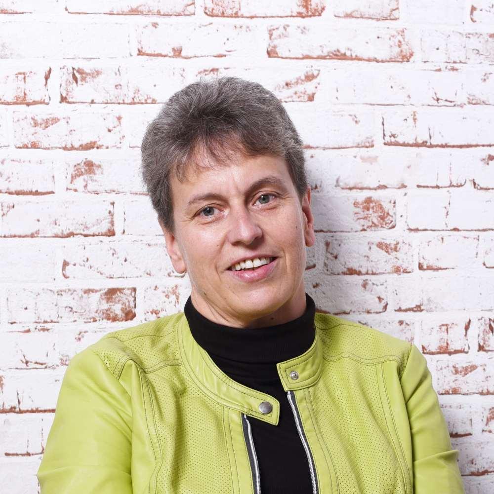 Manuela Goohsen Sichtbarkeitshelfer