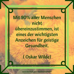 Wilde-Zitat