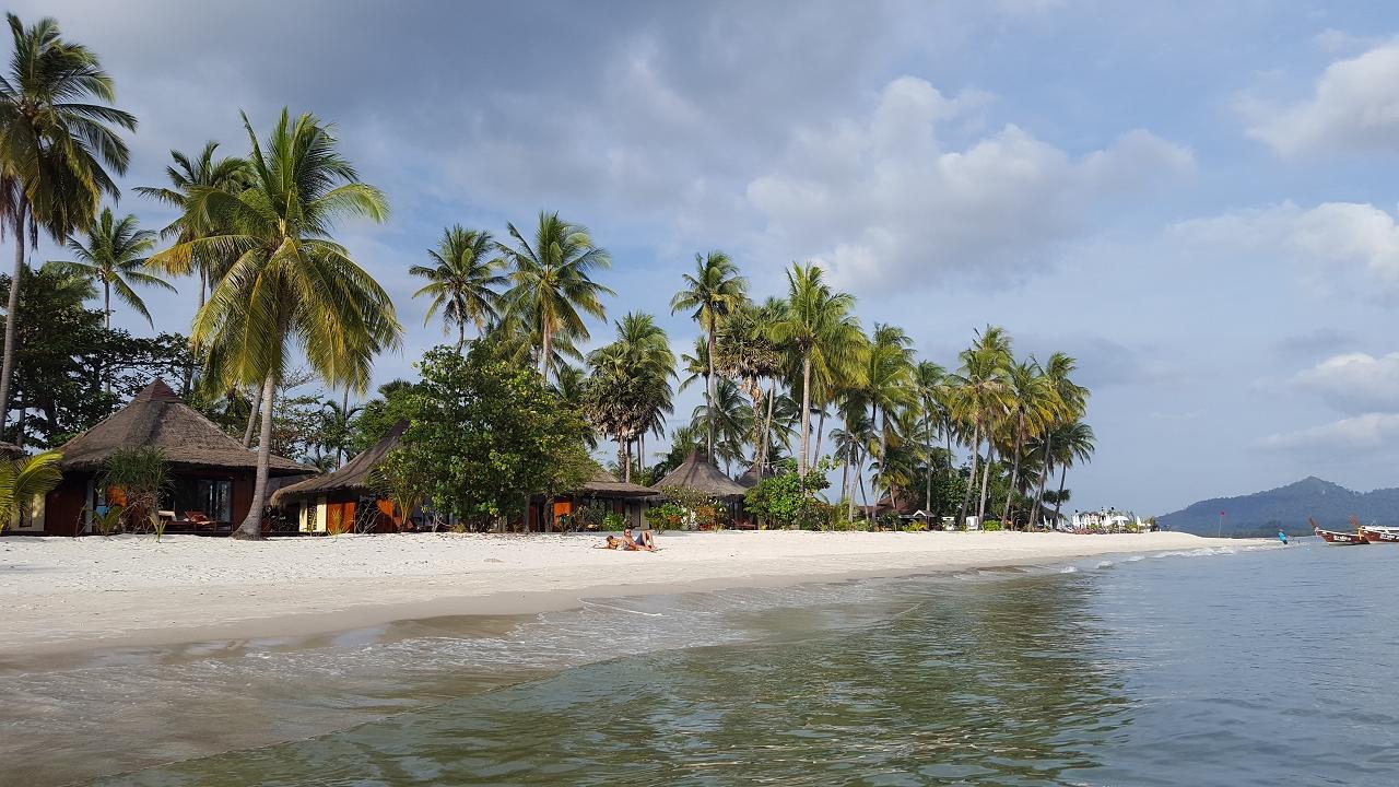 Vom Koh Mook Sivalai Beach Resort gibt es viele Fotos im Netz.