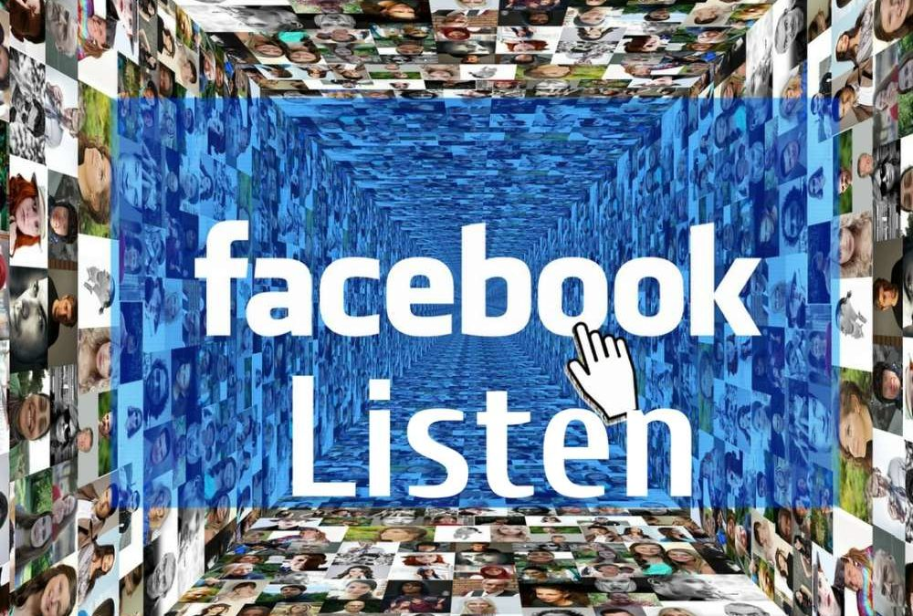 Verschollene Interessensliste bei Facebook